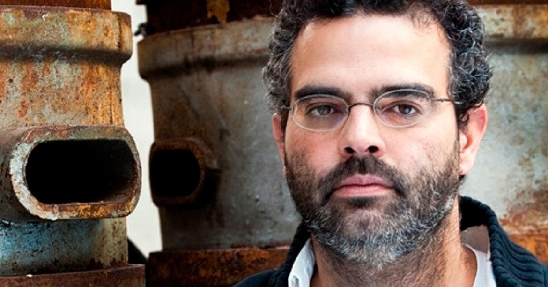 Escritor Gonçalo M. Tavares