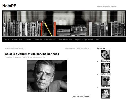Blog NotaPE