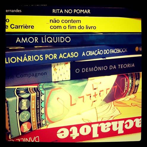 Livros para 2011