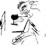 Rabiscos de Franz Kafka