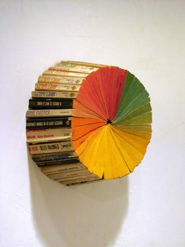 Cores e livros