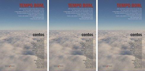 """Capa do livro """"Tempo Bom"""""""