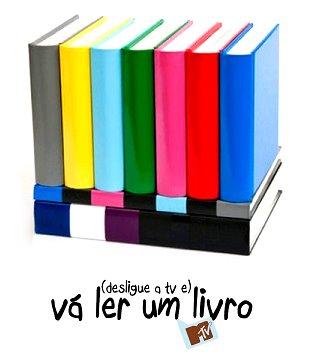 Vá ler um livro
