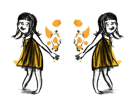 """""""Espelho"""", de Suzy Lee"""