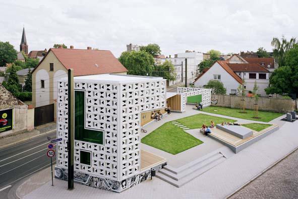 Open Air Library, Alemanha
