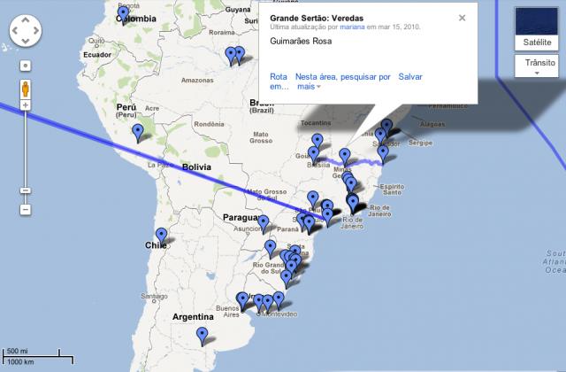 Mapa de livros e leitura 2