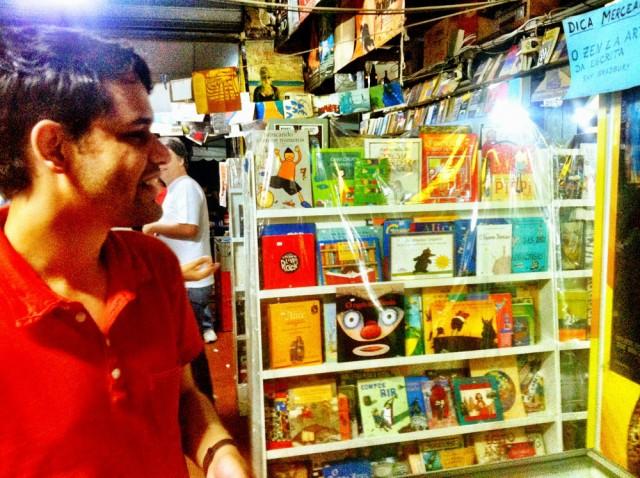Mercearia São Pedro: com Paulinho
