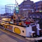 London Book Barge - Martin Deutsch