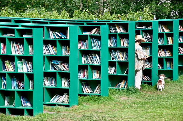 Bookyard // Foto: Stijn Hosdez