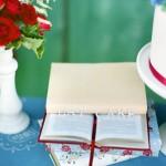 Casamento & livros 04. Foto: Jessica Claire