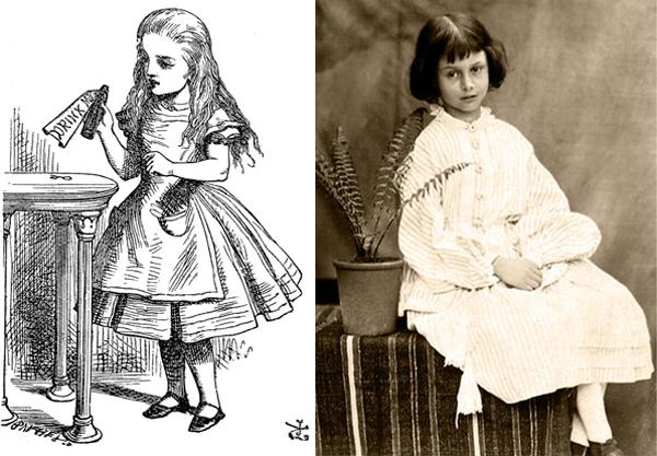 Alice x Alice Liddell