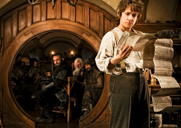 O Hobbit, o filme