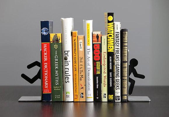 Porta-livros portal