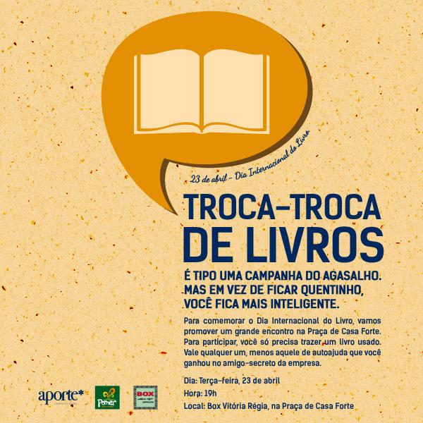 Dia Internacional do Livro