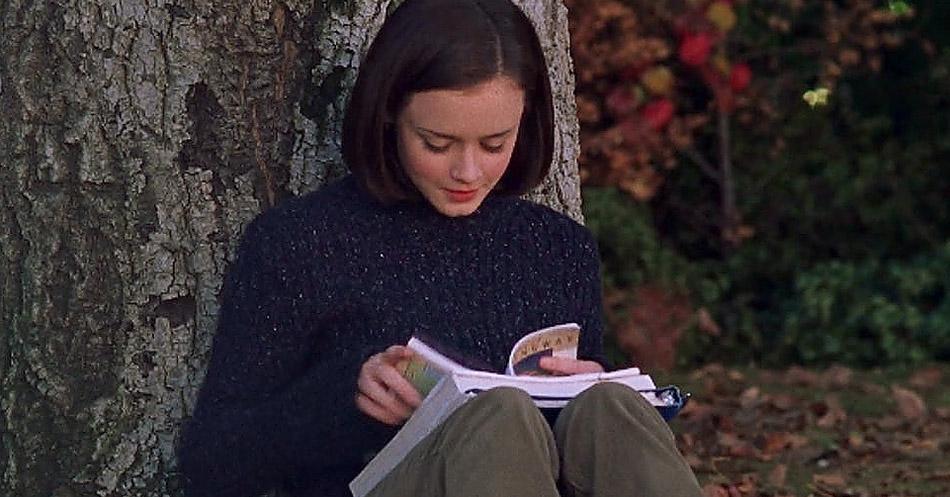 Gilmore Girls - Rory e sua loucura por livros