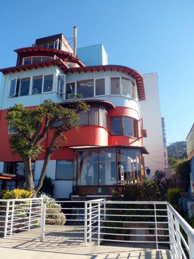 La Sebastiana - Valparaíso