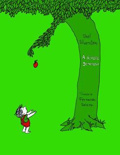 A Árvore Generosa, Shel Silverstein
