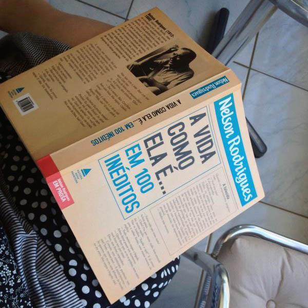 A vida como ela é: 100 contos inéditos