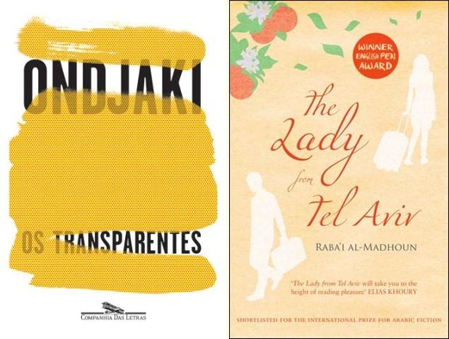 Livros mais indicados são de Angola e Tel Aviv