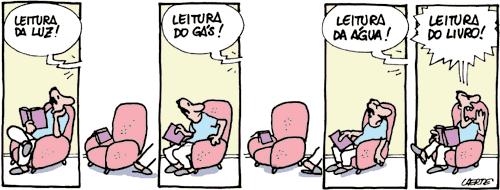 Tirinha - Laerte