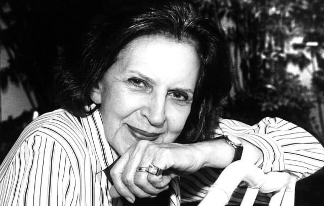 Lygia Fagundes Telles, 92 anos