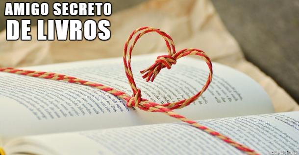 Amigo Secreto de Livros