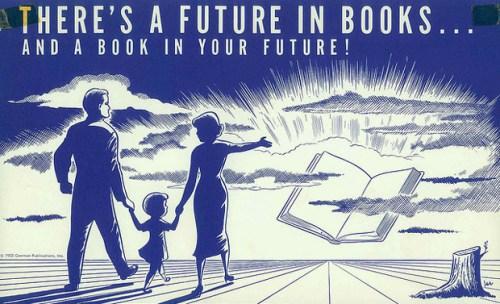 Livros - anúncio vintage 02