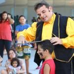 5º Troca no Dona Lindu - Show de mágica