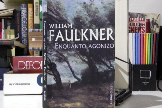 Enquanto Agonizo, William Faulkner