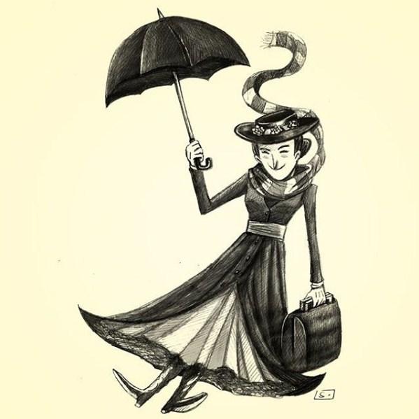 Mary Poppins - Laerte Silvino