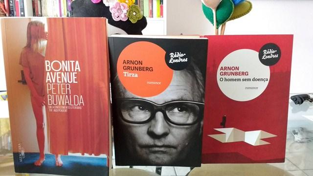 Literatura holandesa. Foto: Byanca Dias