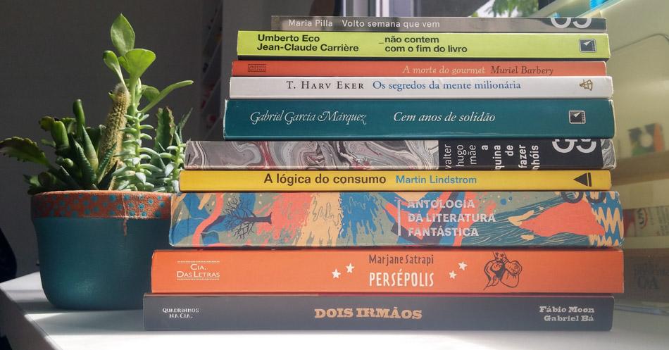 Livros meta literaria 2017