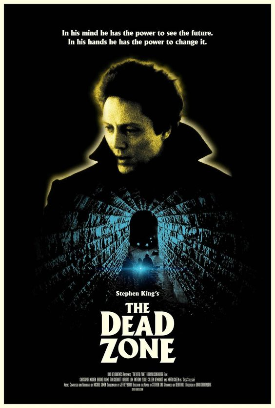 The Dead Zone - Cartaz do filme (1983)