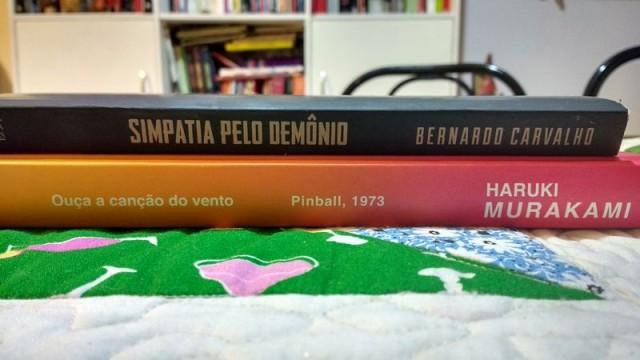Ratos em Bernardo Carvalho e Murakami