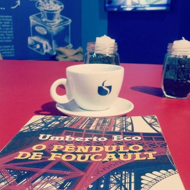 Troca de Livros no #UniversoCafe