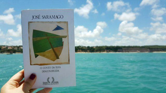 O conto da ilha desconhecida, Jose Saramago