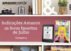 Amazon - Favoritos de Julho