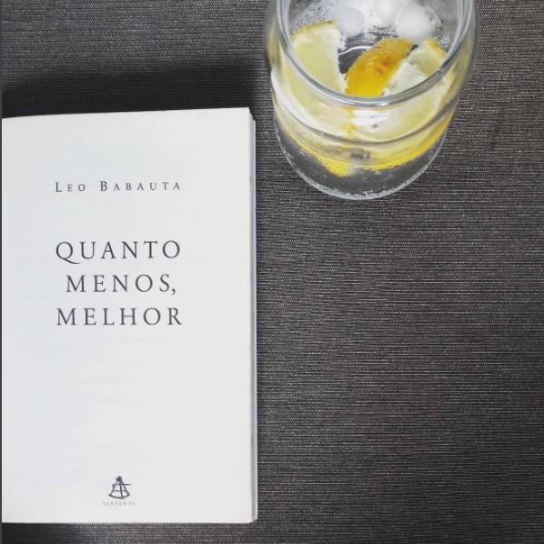 Quanto Menos, melhor - Leo Babauta