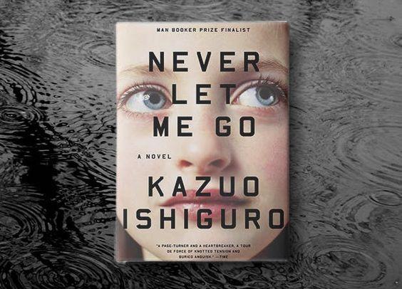 Never let me go - livro