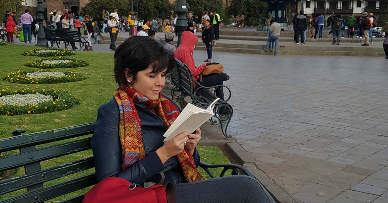 Roteiros de livros e leitura - Peru, 2017