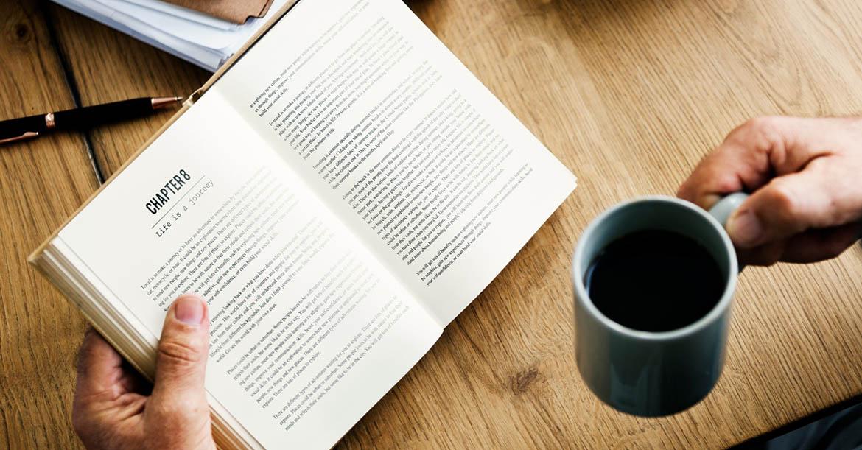 5 trechos de livro sobre café