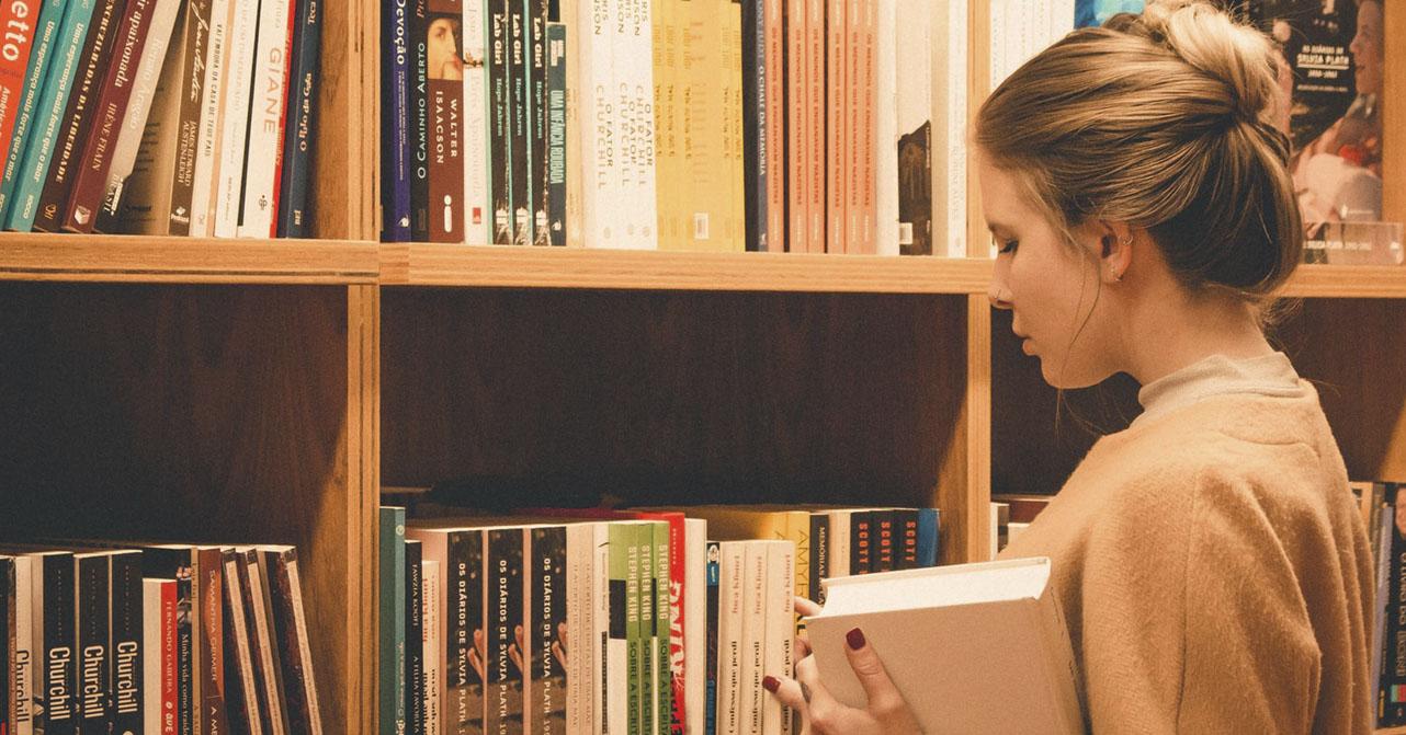 Cultura e livros na pandemia - Cultura e livros na pandemia 02 - Foto: Eliabe Costa/Unplash