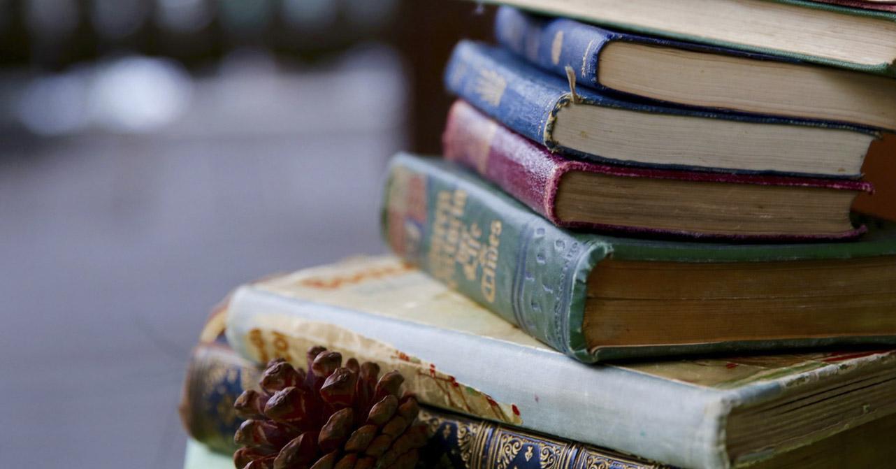 Quarentena - 5 livros para entrar no clima - Foto: Claire Chalcraft
