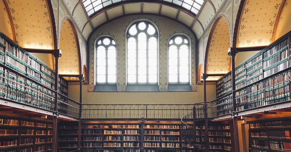 10 bibliotecas incríveis 16 - Holanda - Rijksmuseum - Foto Max Van Den Oetelaar