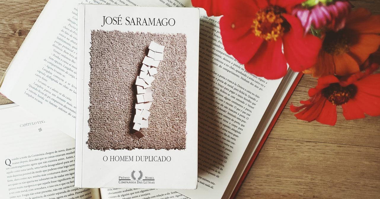 Resenha de O Homem Duplicado - José Saramago